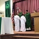 Carmine Cancro & Anthony Giambalvo Installed on 7/22/17 at the 4:00 PM Mass